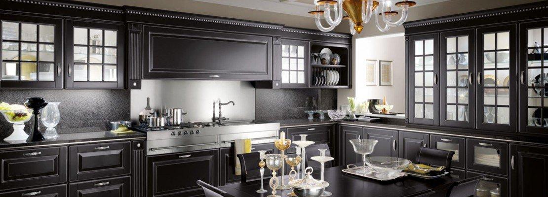 Cucine classiche in legno o laccate - Cose di Casa