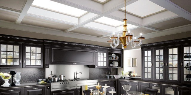 Cucine classiche consigli su modelli prezzi economiche tradizionali cose di casa - Cucine classiche economiche ...