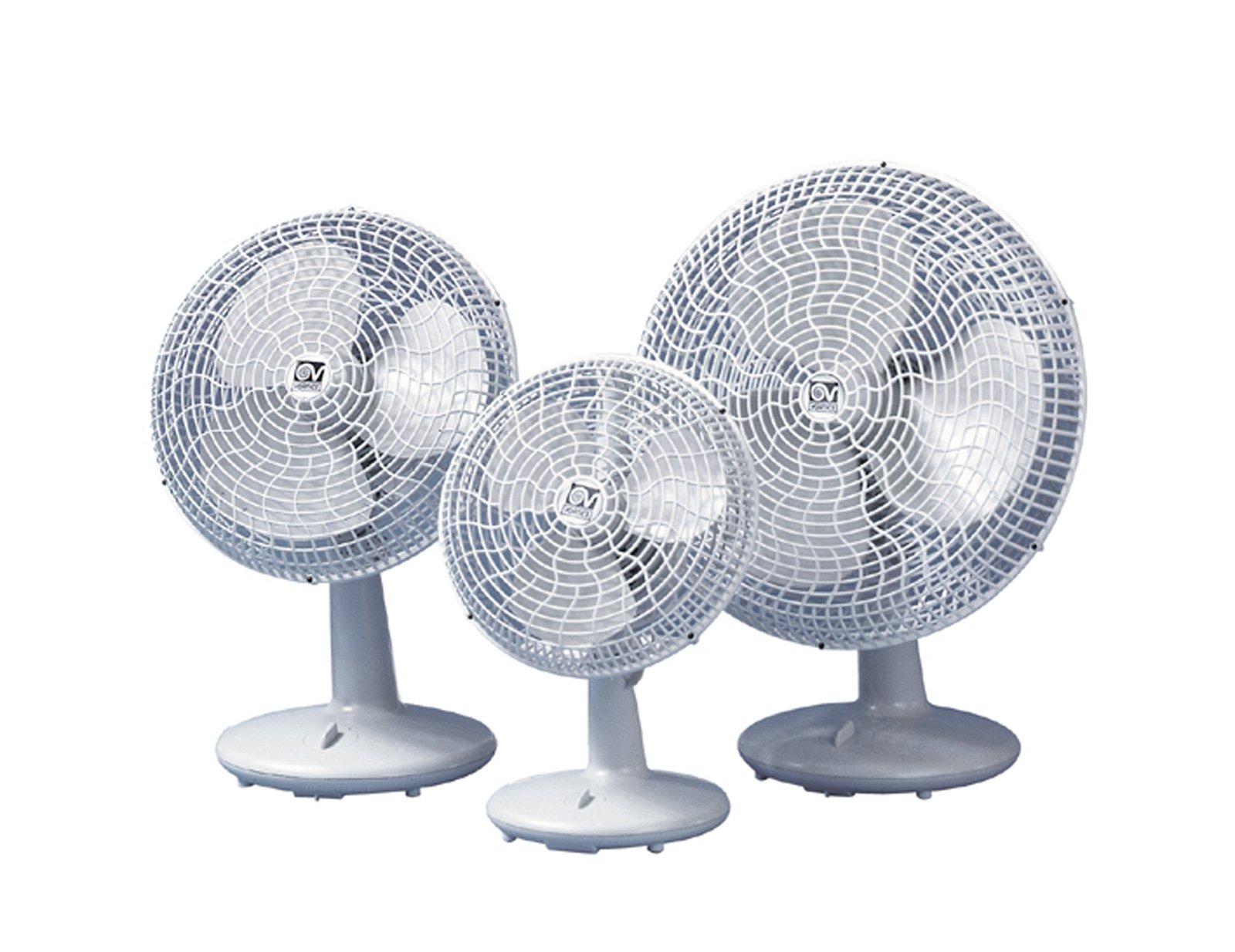 Ventilatori da tavolo e da terra una brezza alla portata di tutti cose di casa - Ventilatore da tavolo silenzioso ...