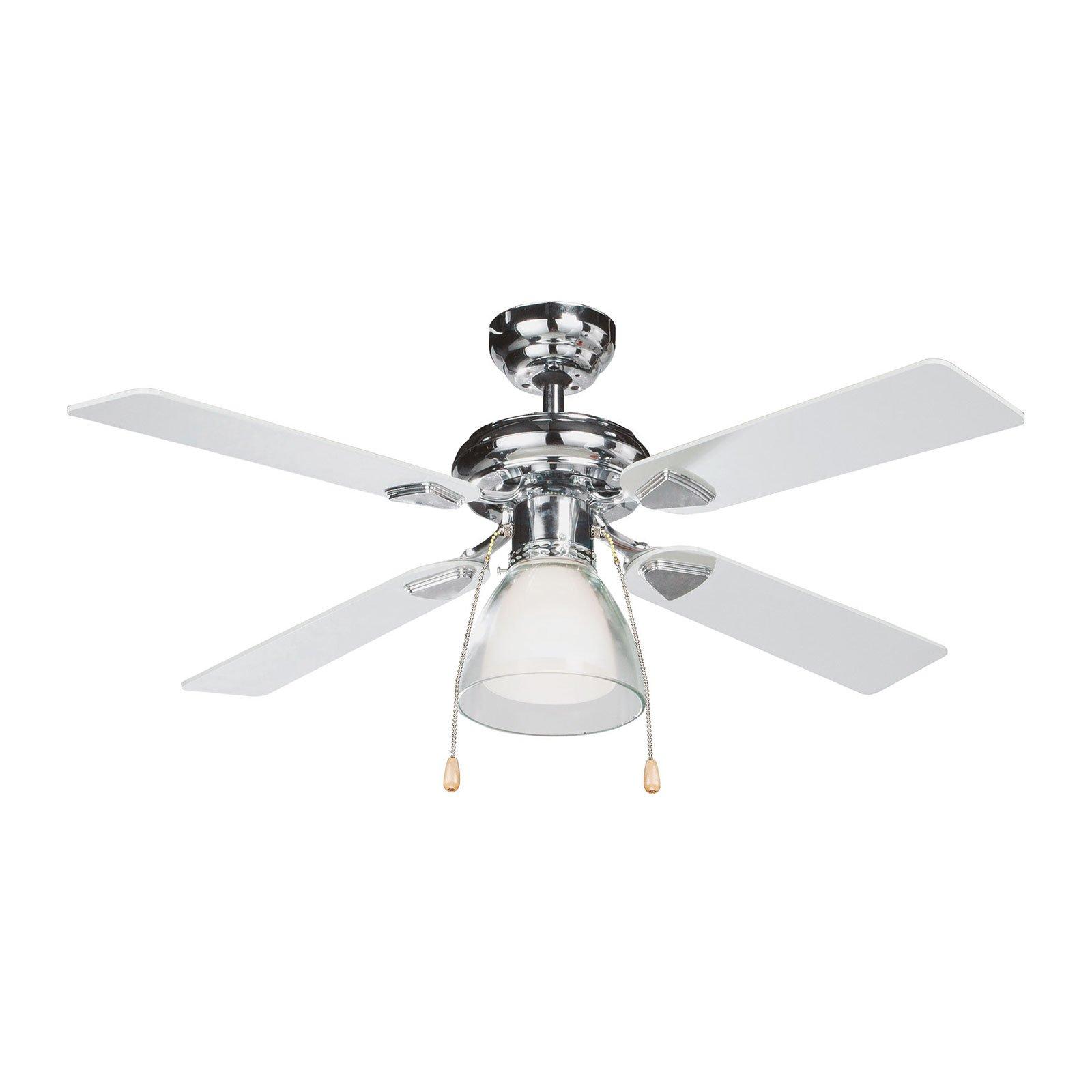 Leroy Merlin Lampadari Con Ventilatore.Ventilatori A Pale Aria Fresca Dall Alto Cose Di Casa