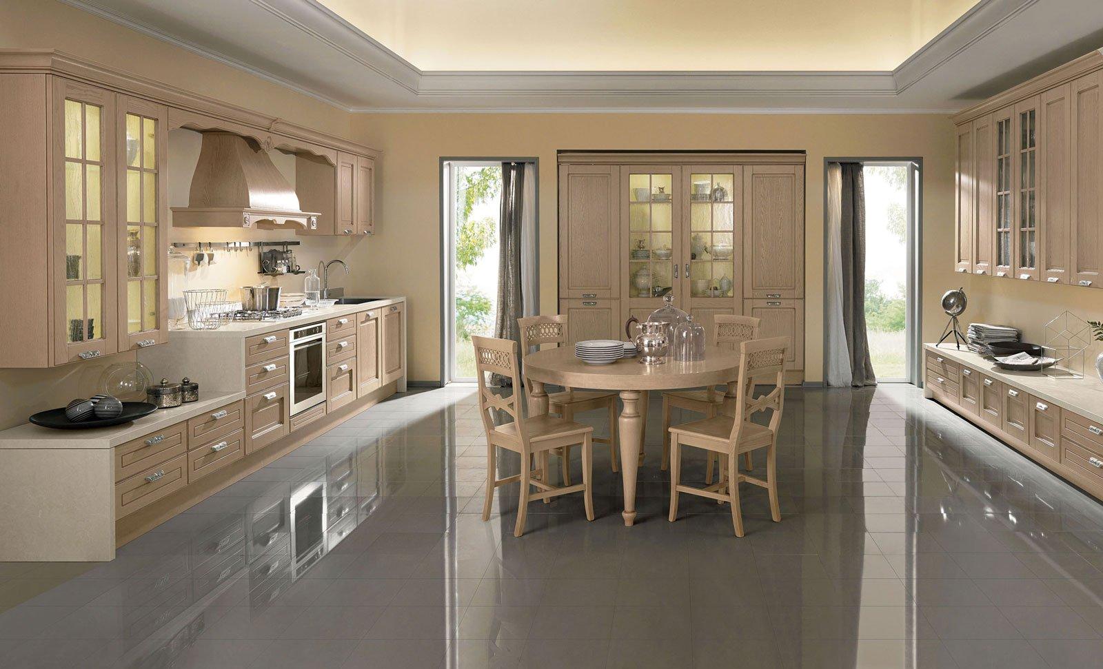 Cucine Classiche In Legno O Laccate #877244 1600 971 Immagini Di Cucine Bianche Moderne