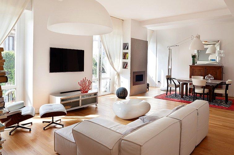 In edicola dal 24 maggio cose di casa di giugno cose di casa for Interni parigini