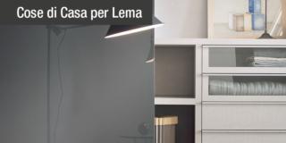 Arredare ogni spazio senza vincoli: la personalizzazione secondo Lema