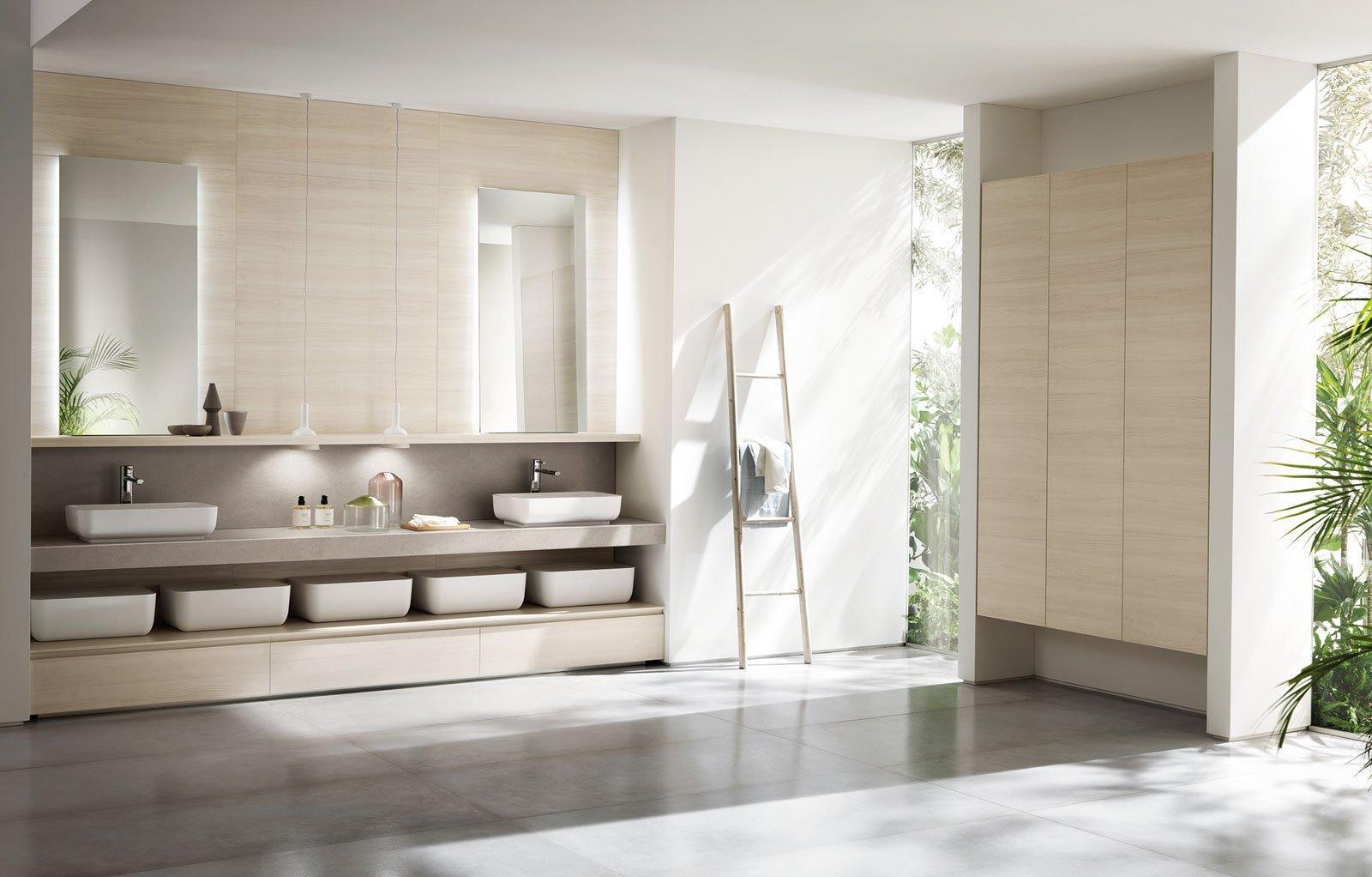 Scelte di stile per il bagno ispirazione zen per assicurarsi comfort cose di casa - Arredo bagno zen ...