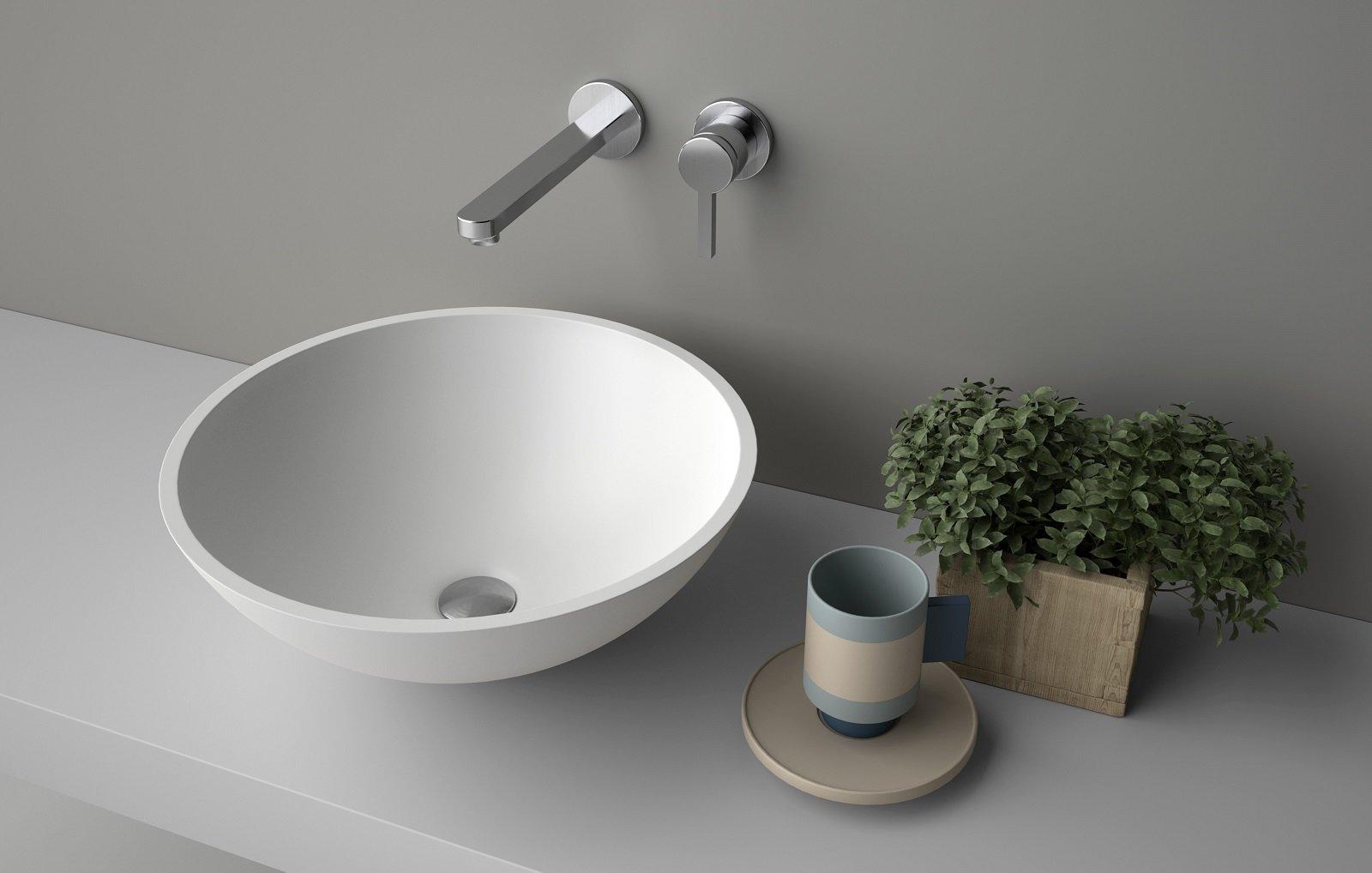 per il lavabo, non solo ceramica - cose di casa - Lavabo Bagno In Corian Prezzi