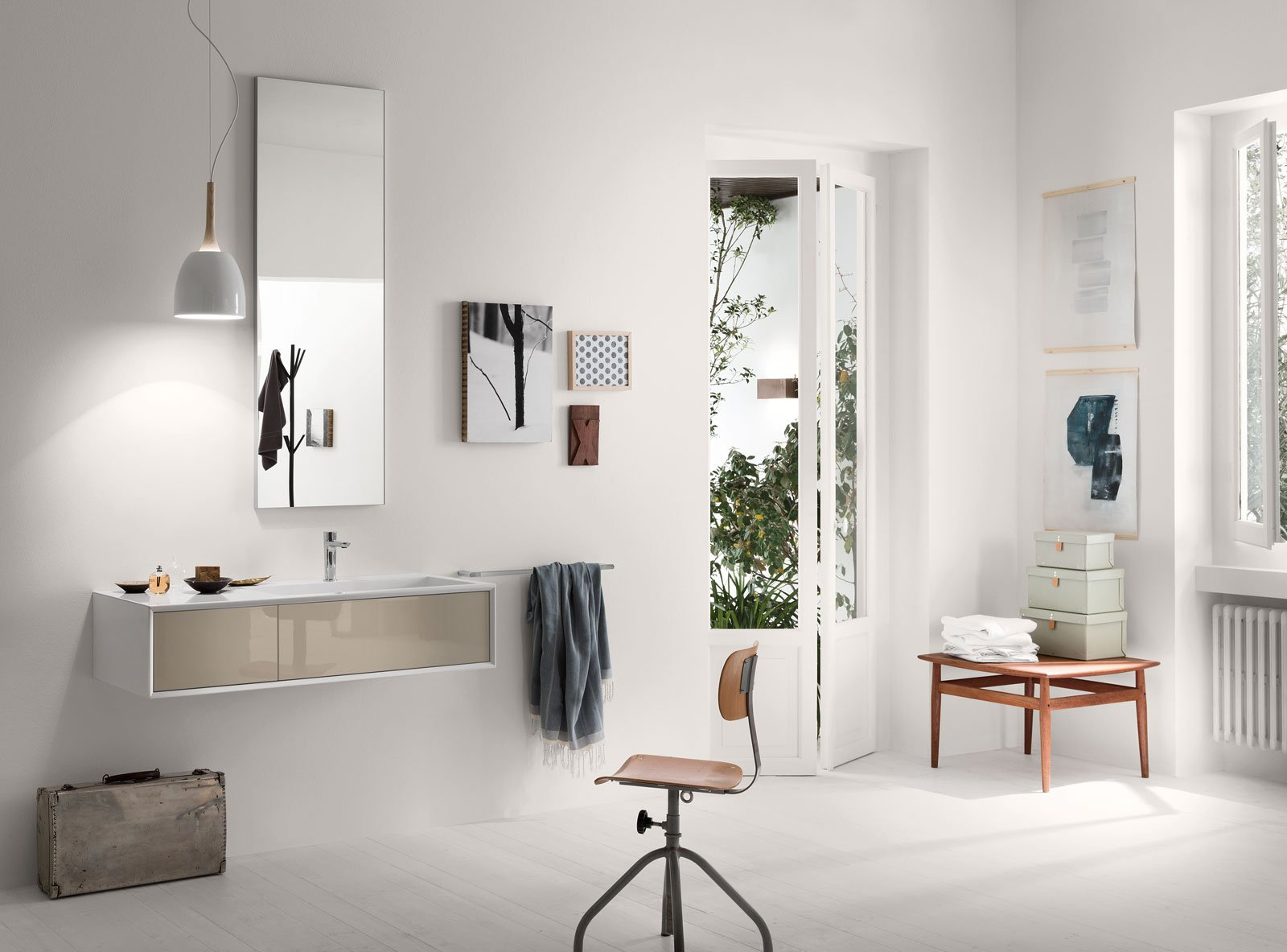 Bagno Zen Piccolo: Small bathroom design ideas with shower only ...