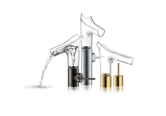 Starck V di Axor (design Philippe Starck)