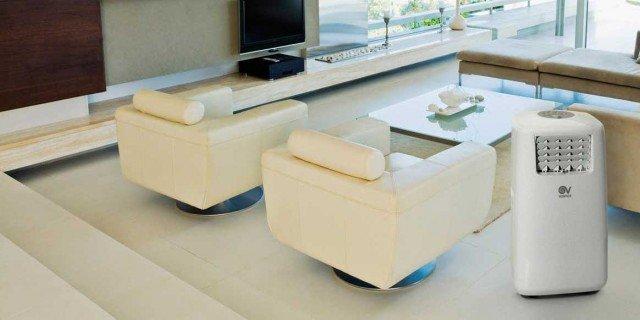 Climatizzatori portatili: subito pronti all'uso e di costo contenuto