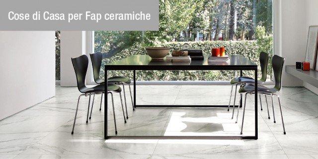 Piastrelle in gres scegliere il fascino eterno del marmo e della pietra cose di casa - Piastrelle gres ceramico ...