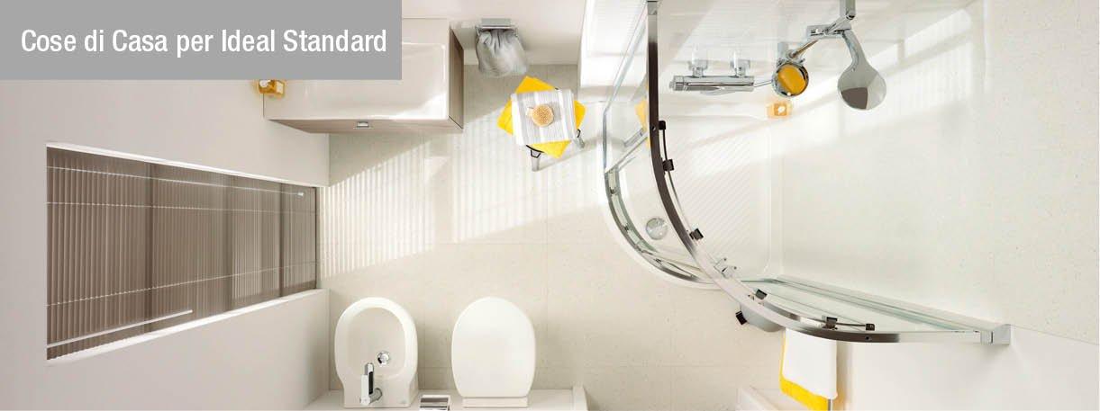 Per il bagno design e stile per spazi piccoli cose di casa - Rubinetti bagno ideal standard ...