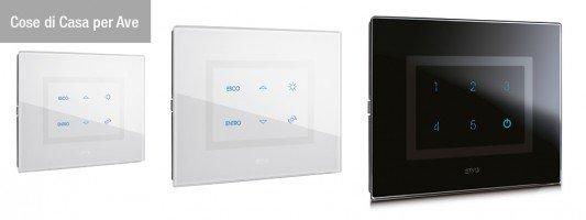 Multi-Touch di Ave: tante tecnologie in un unico comando