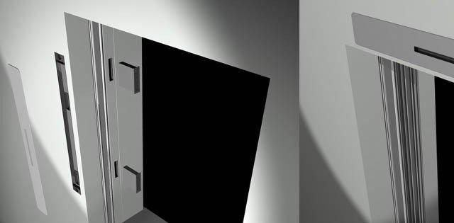 Ricambio d'aria continuo, anche a finestra chiusa