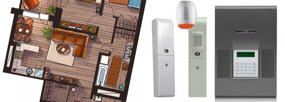 Impianto antifurto quanto costa cose di casa for Quanto costa costruire appartamenti