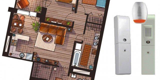 Impianto antifurto quanto costa cose di casa - Quanto costa un impianto allarme casa ...