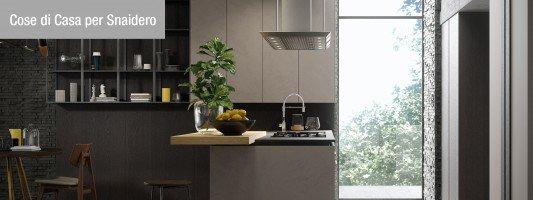Cucina: uno spazio con tante identità