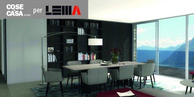 Una stanza in pi dividendo con la libreria armadio cose for Case modulari con suite di legge