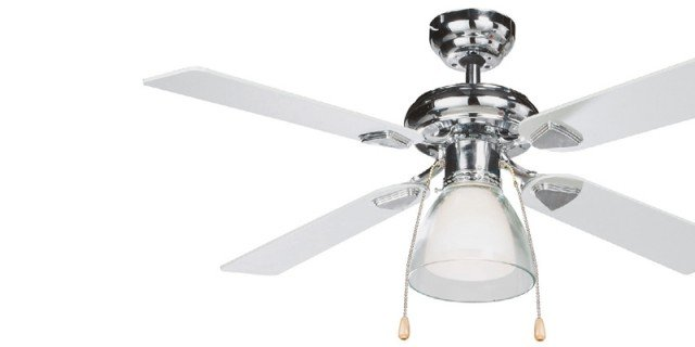 Ventilatori a pale aria fresca dall 39 alto cose di casa for Ventilatori da soffitto leroy merlin