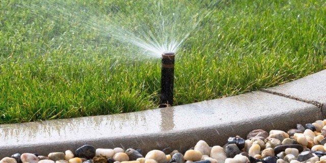 Prato: è ora di far ripartire l'impianto di irrigazione