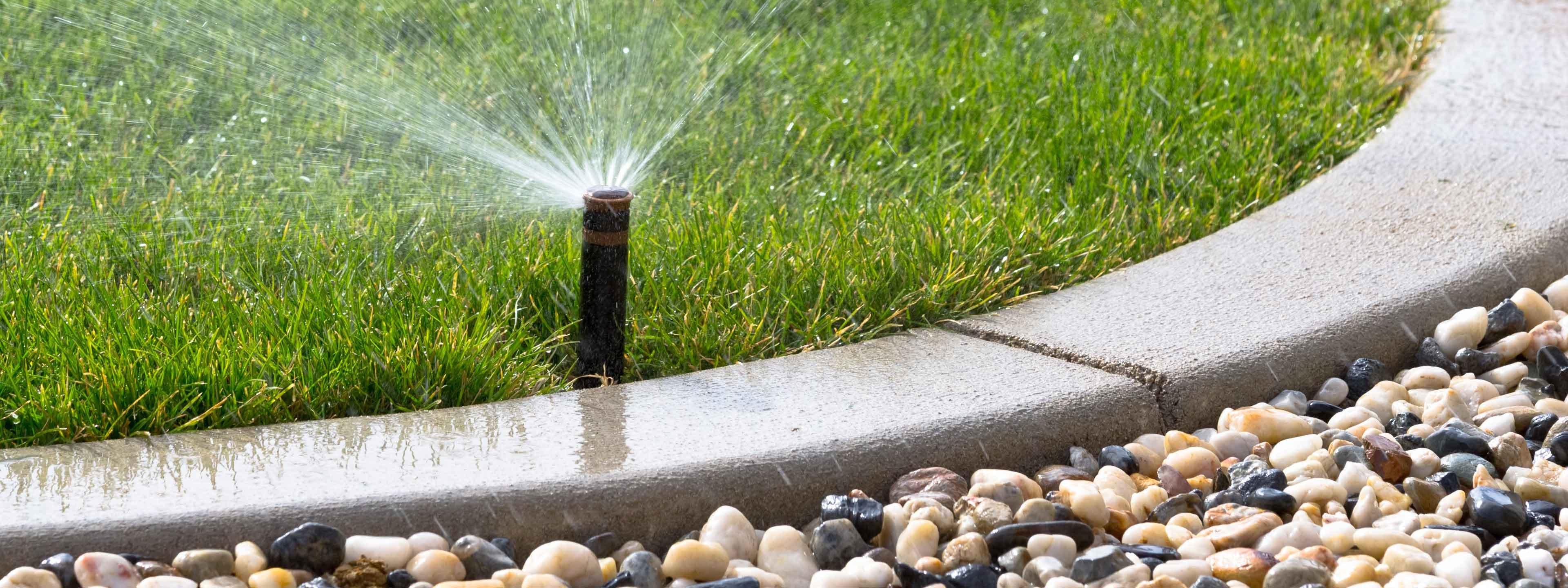 Prato ora di far ripartire l impianto di irrigazione for Progettare l impianto di irrigazione