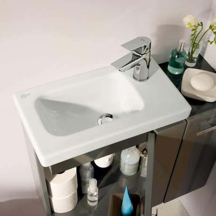 Guida alla scelta del lavabo cose di casa - Lavabi con mobiletto ...
