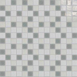 Mosaico Nuvola 30 x 30 cm grigio.