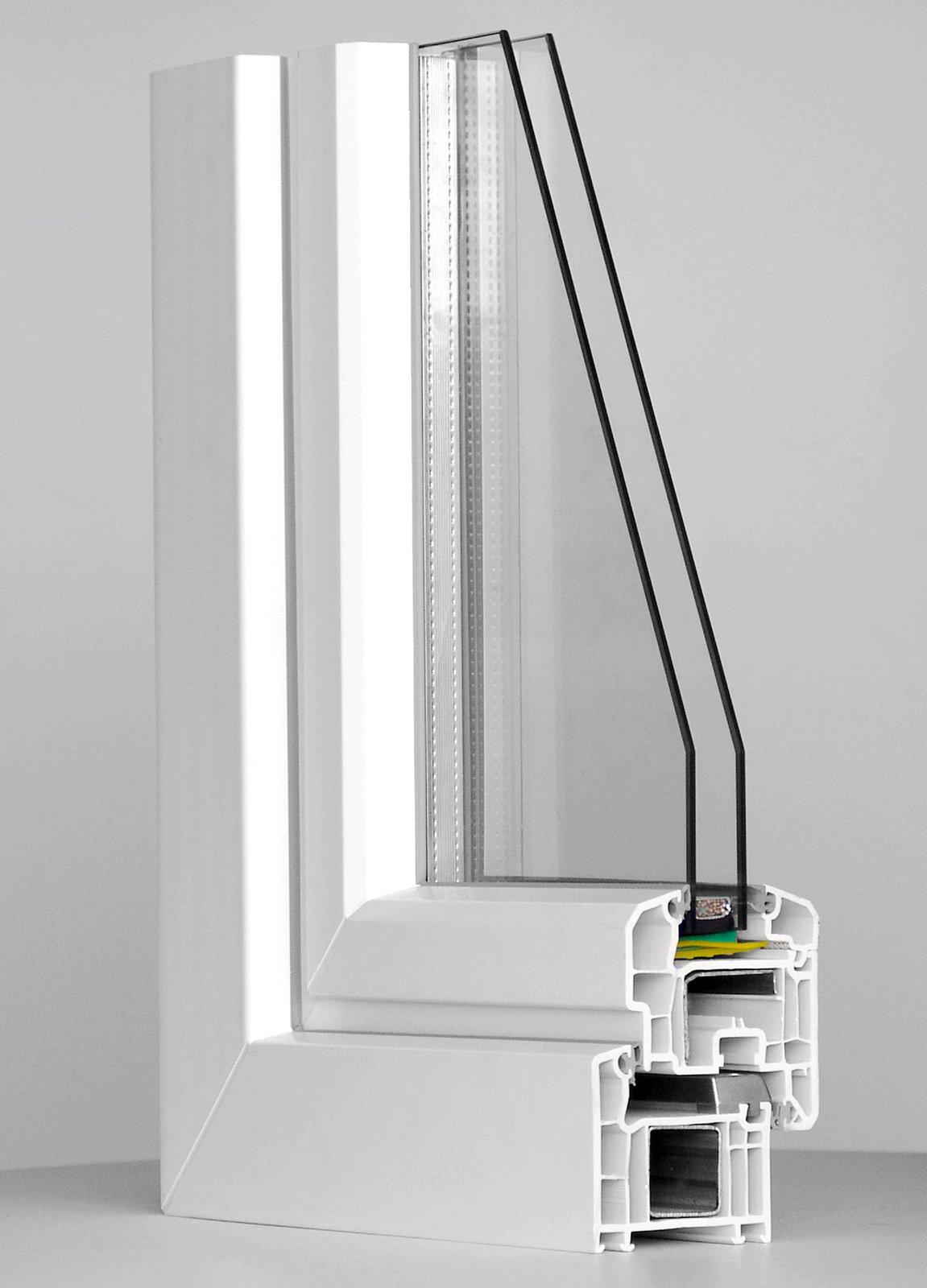 Costo infissi legno alluminio cheap free latest costo - Costo finestre taglio termico ...