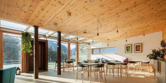 Edilizia in legno dal trentino alto adige fascino e for Piani di casa senza cantina