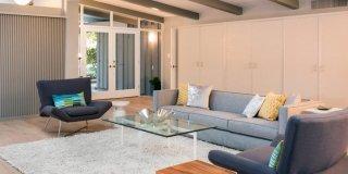 soggiorno casa moderna
