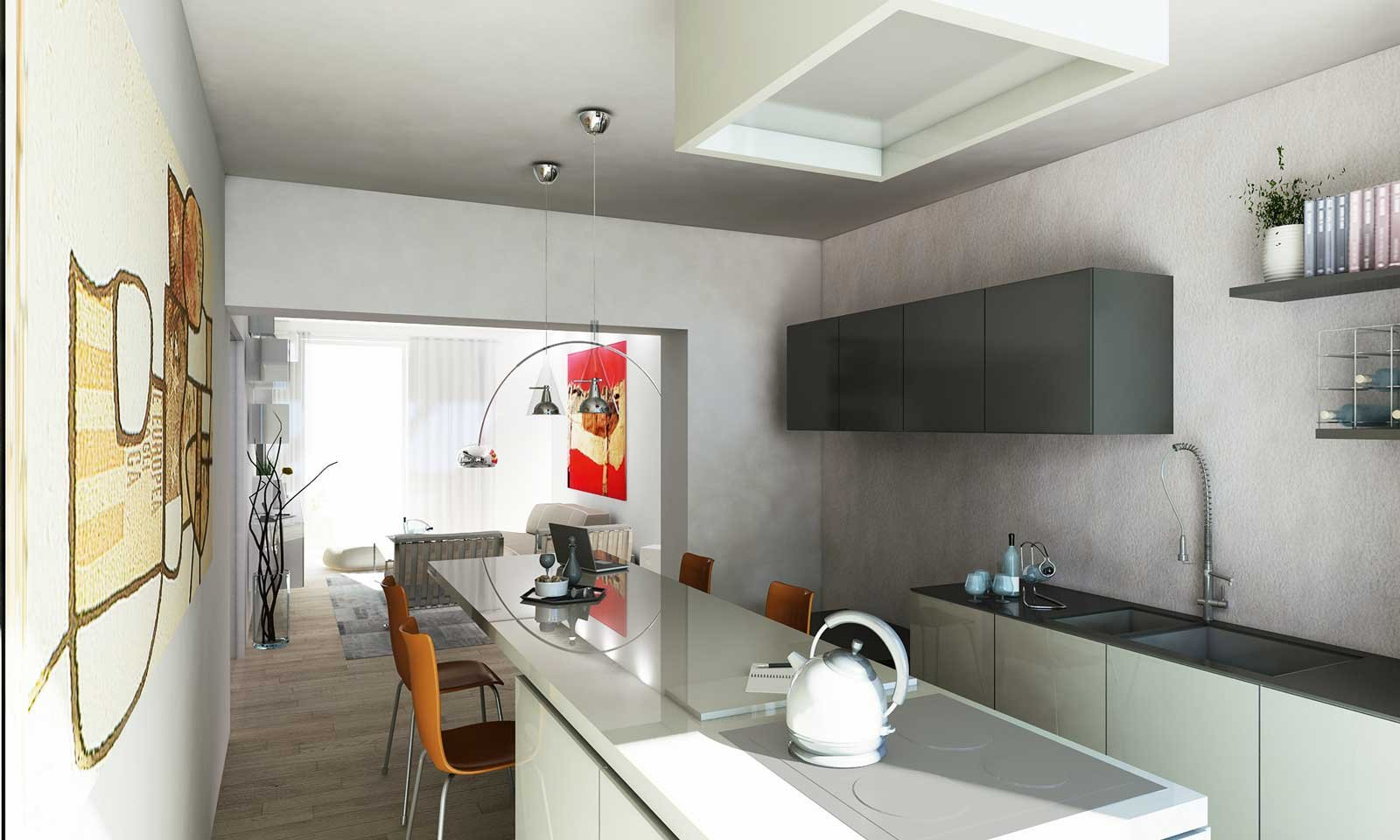 Camera Ospiti Per Vano Cucina : Mobili geniali per piccole case casafacile