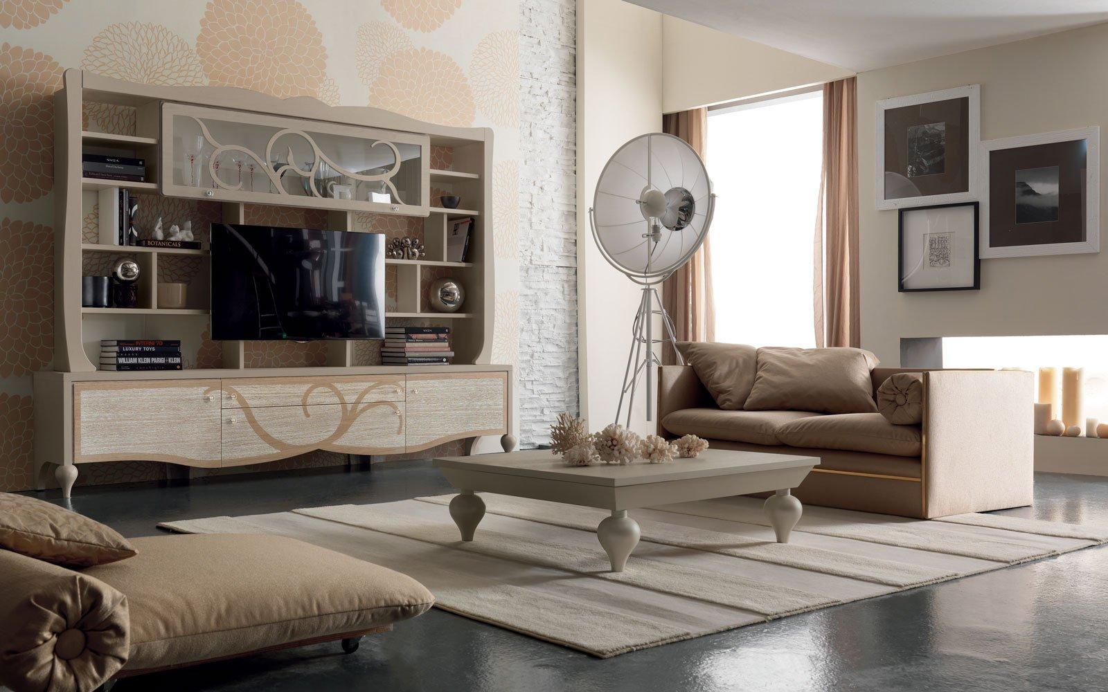 Mobile soggiorno 14 soluzioni miste per arredare il living cose di casa - Soggiorno moderno ikea ...