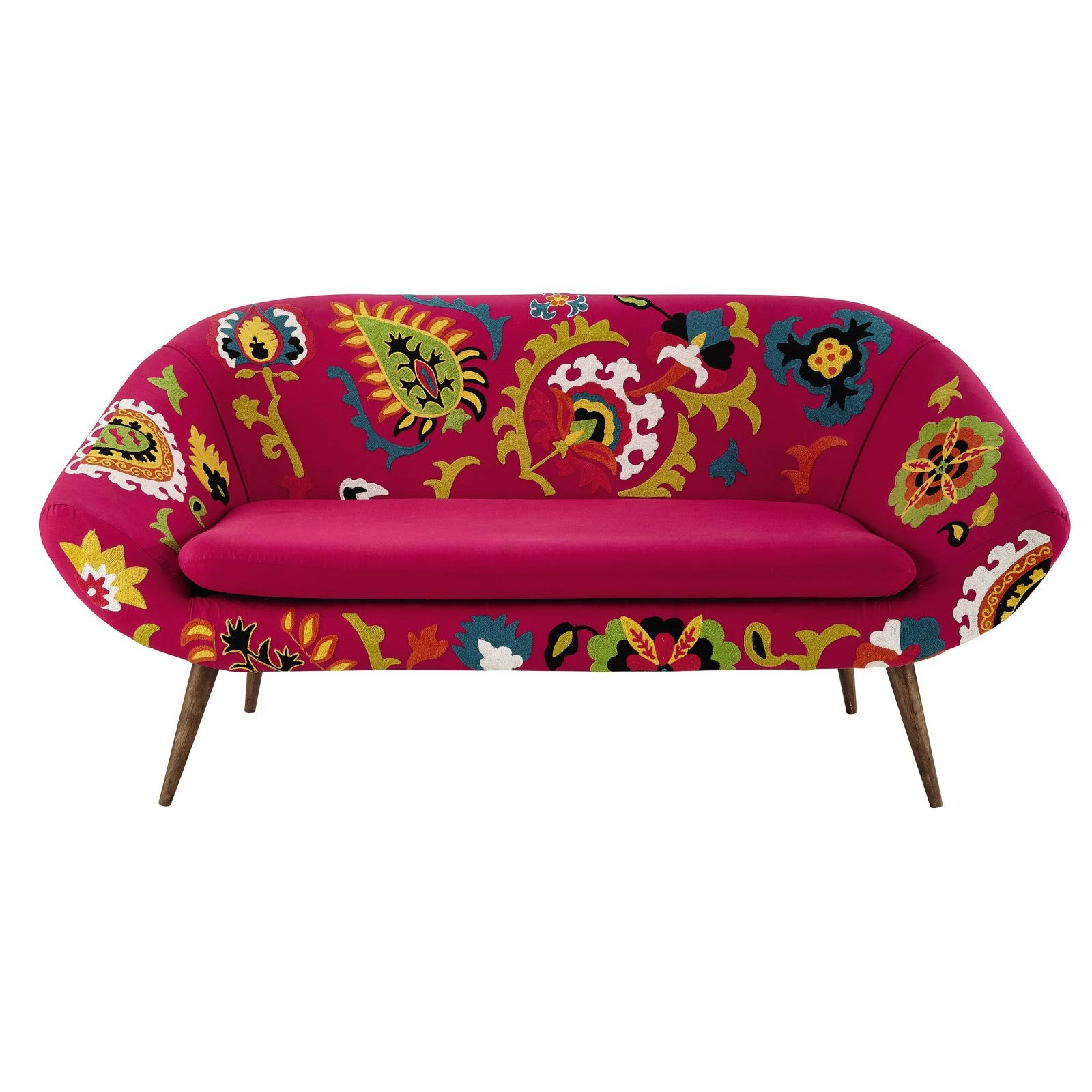 Divanetti nei colori moda. Non solo per un piccolo soggiorno - Cose ...