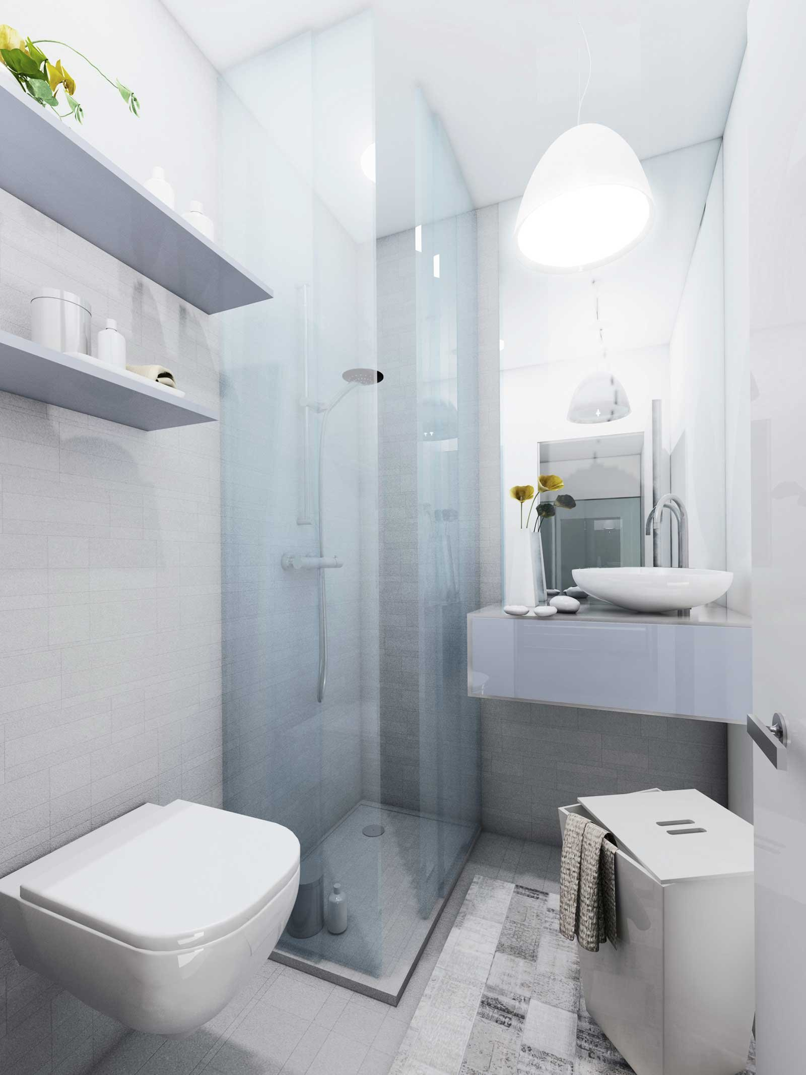 Ricavare Un Bagno In Camera ~ Tutto su ispirazione design casa