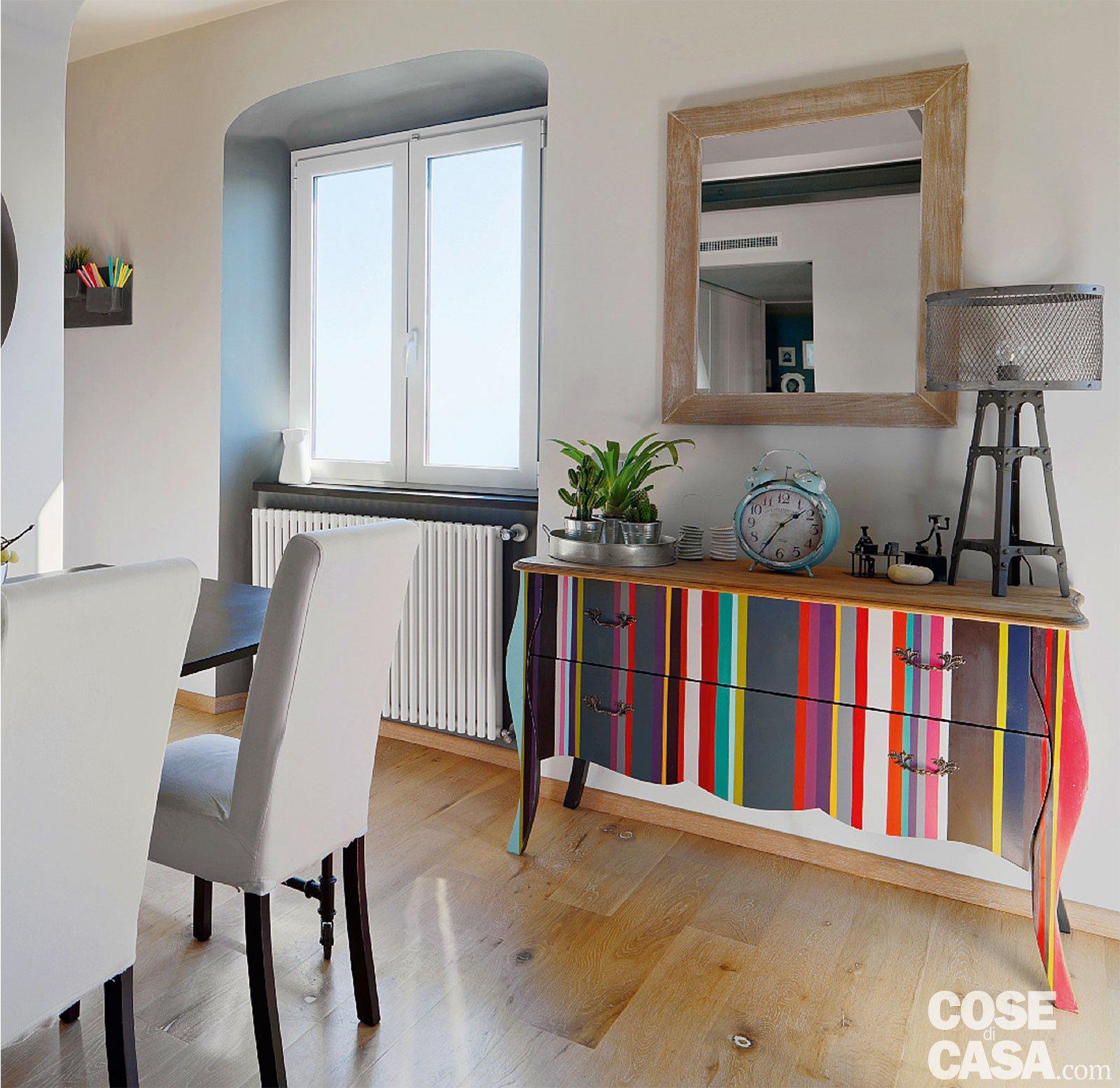 5 idee da copiare per 77 mq prima fra tutte la divisione for Idee cucina soggiorno