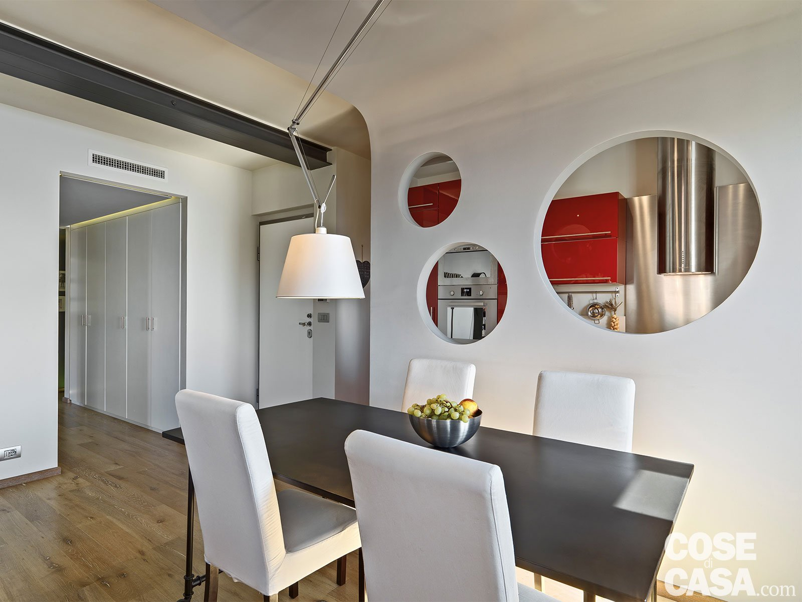 Pareti Divisorie Cucina Soggiorno. Interesting Parete Divisoria In ...