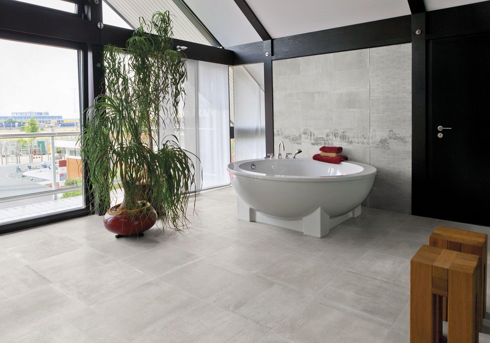 Pavimenti per il bagno gres in tante versioni - Pavimento bagno consigli ...