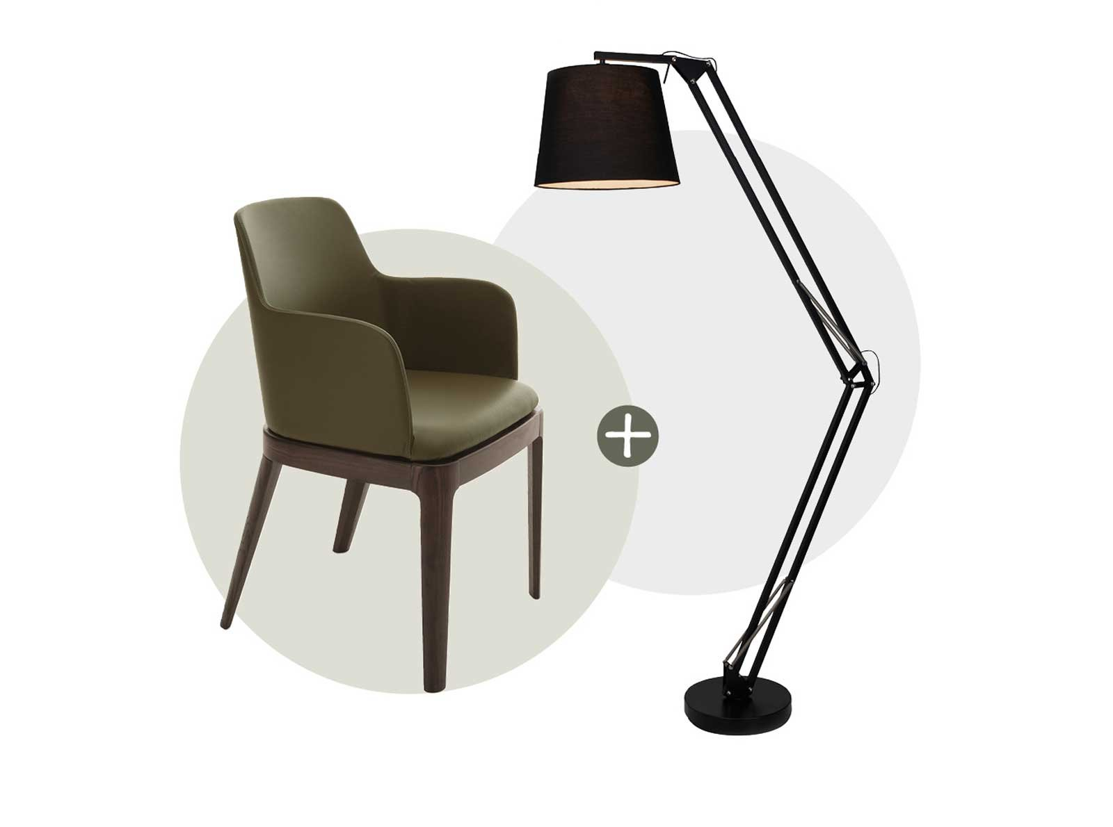 Tavoli, sedie, lampade: come abbinarli   cose di casa