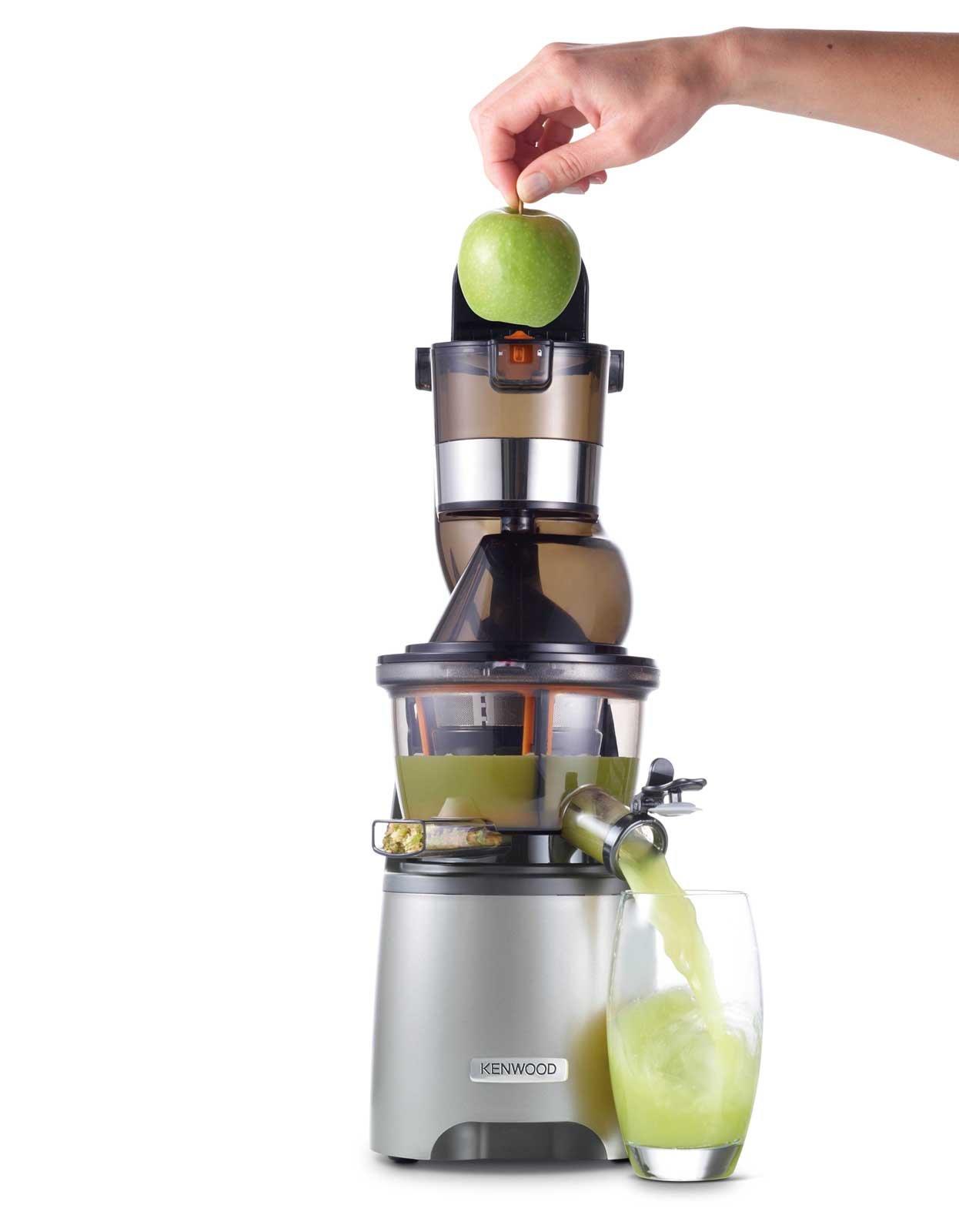 Estrattori di succo di nuova generazione per bevande for Estrattore moulinex