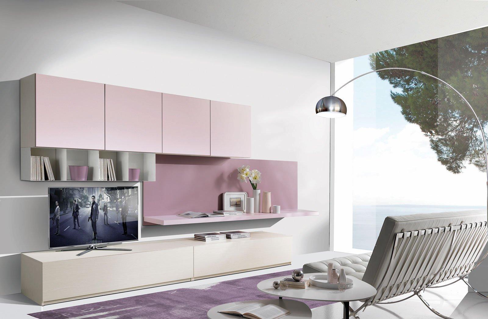 """Mobile-soggiorno: 14 soluzioni """"miste"""" per arredare il living ..."""