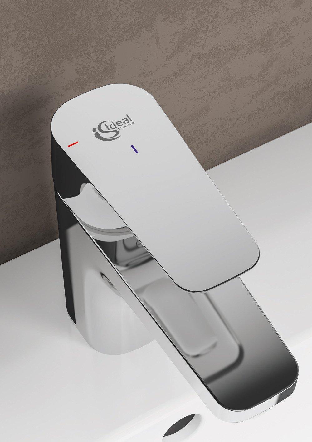 Rubinetti per il risparmio idrico ed energetico cose di casa - Rubinetti bagno ideal standard ...