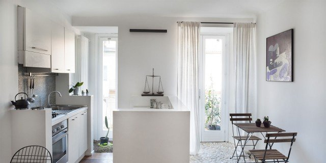 Arredamento casa 50 mq idee e progetti cose di casa - Casa piu arredamenti ...