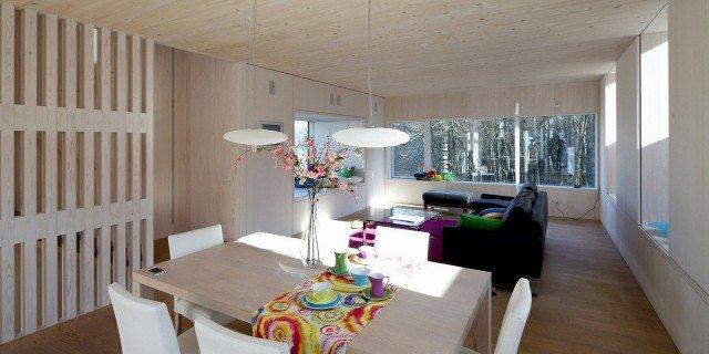 """Una casa """"attiva"""", che produce più energia di quella che usa"""