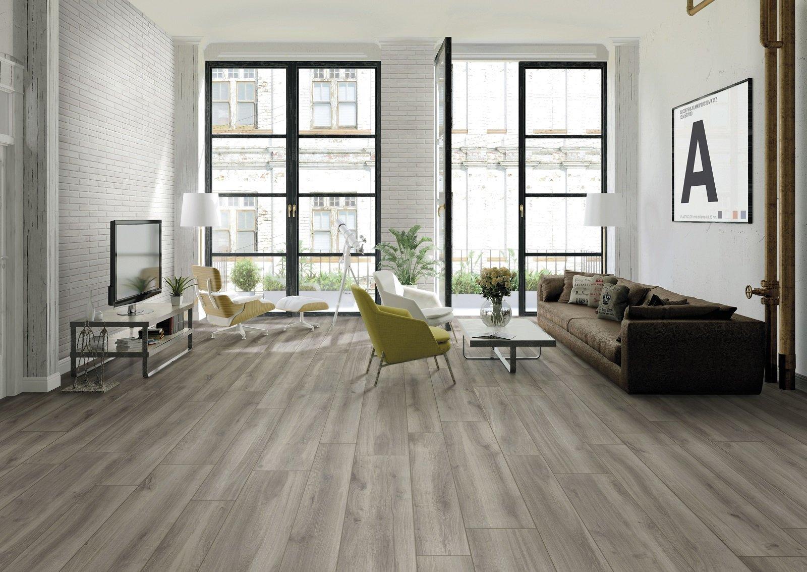 Pavimenti per il soggiorno: marmo, effetto marmo ed estetica legno - Cose di Casa