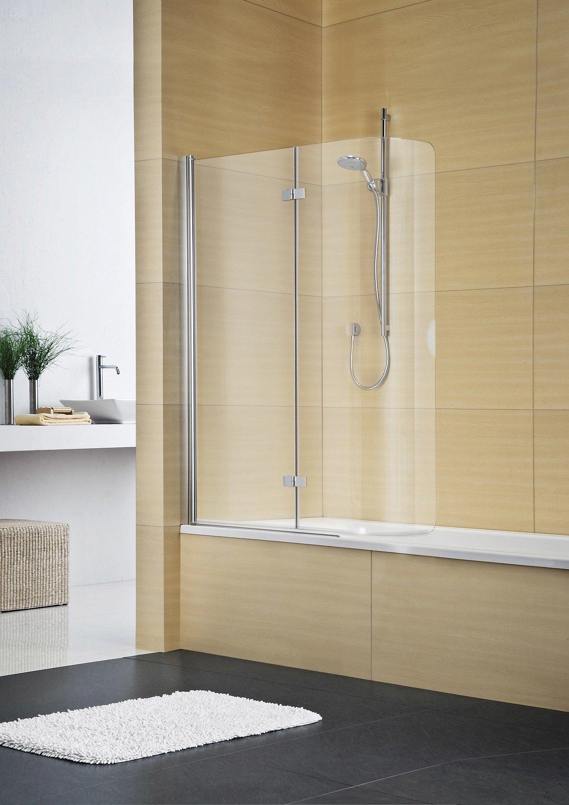 Salvaspazio la vasca con doccia cose di casa - Da vasca da bagno a doccia ...