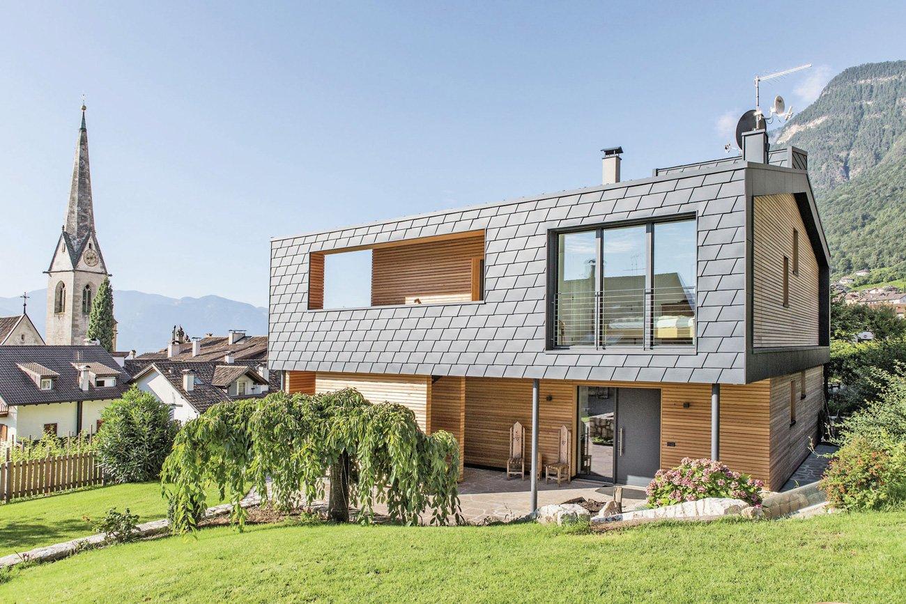 Materiali bio per l 39 edilizia come da tradizione dal for Materiali da costruzione di casa modello