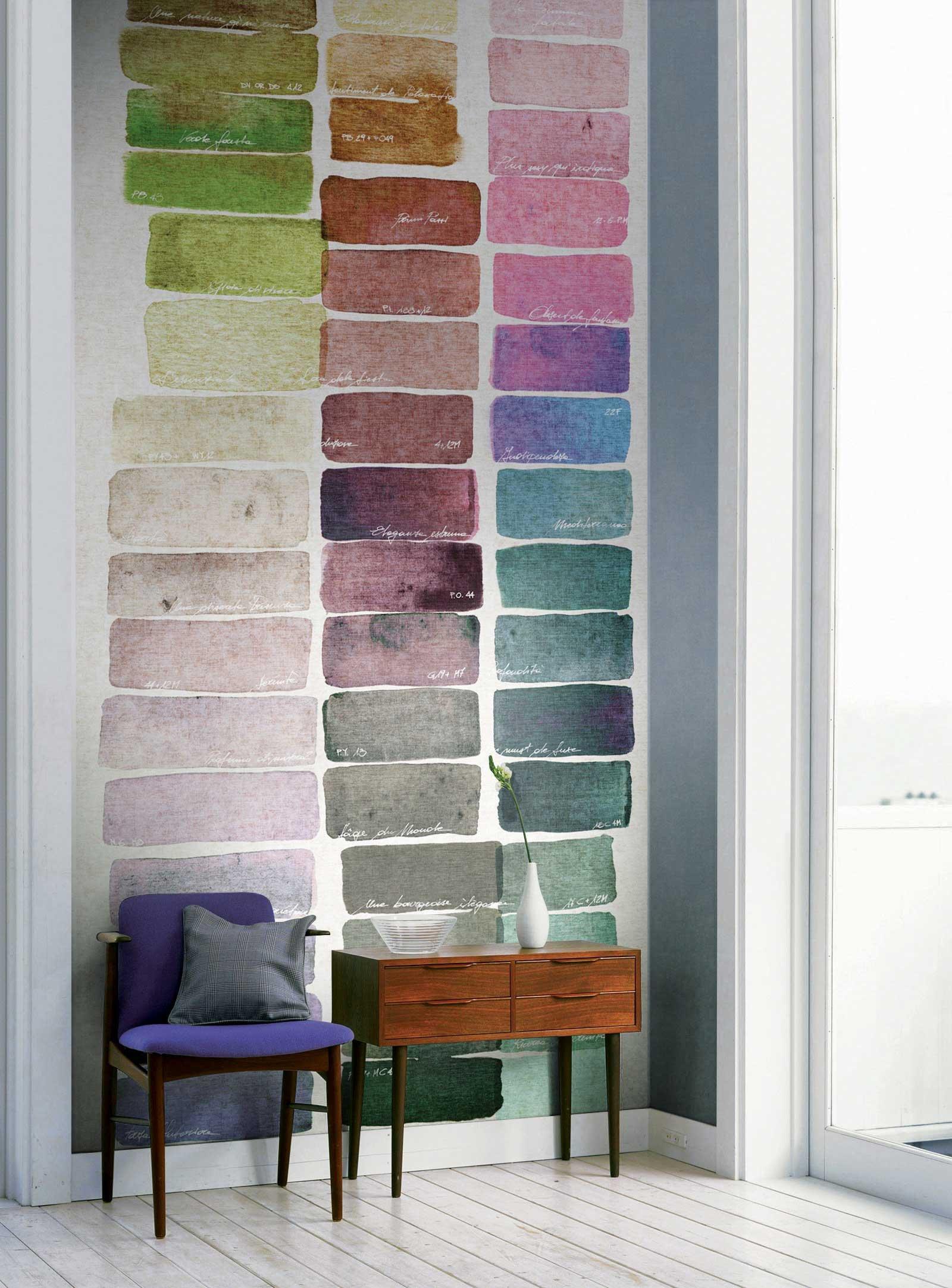 Carte da parati per arredare le pareti cose di casa - Carta da parati per porte leroy merlin ...