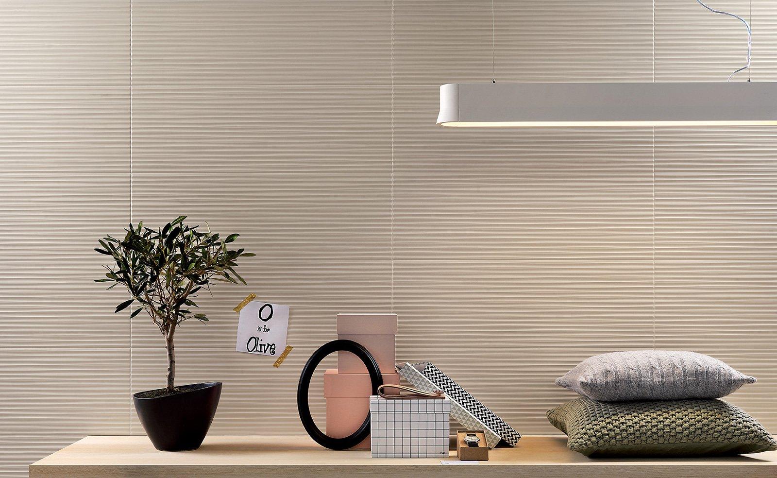 Piastrelle 3d non solo total white cose di casa