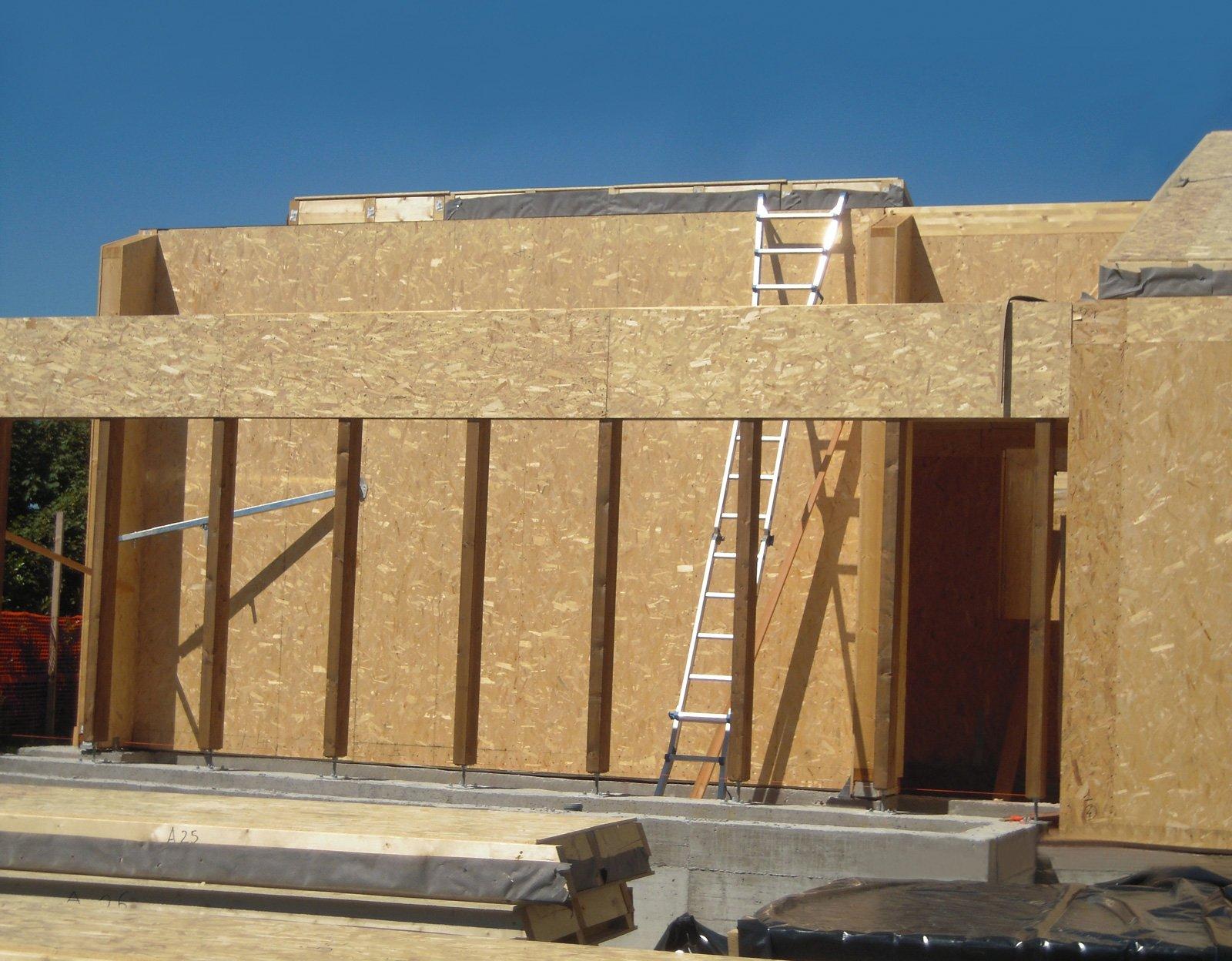 Solaio In Legno Lamellare Autoportante materiali bio per l'edilizia. come da tradizione, dal legno