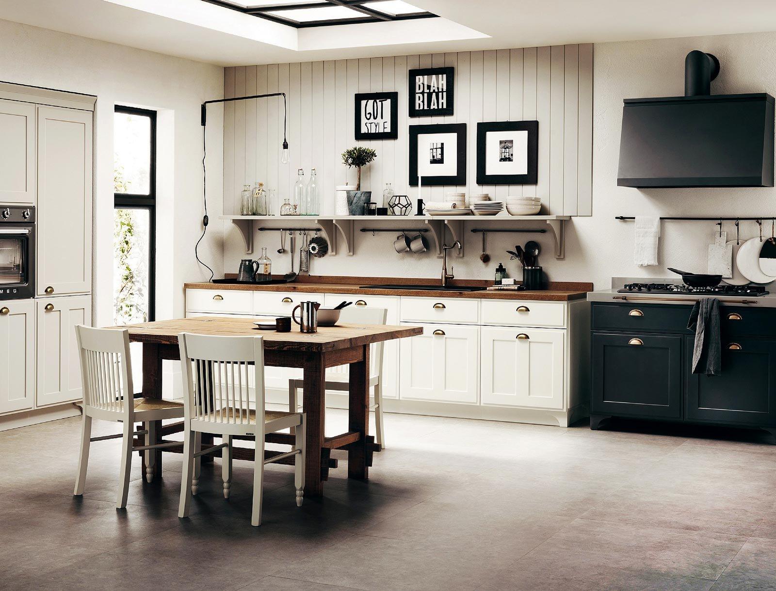 Cucine rétro: una tradizione senza tempo - Cose di Casa