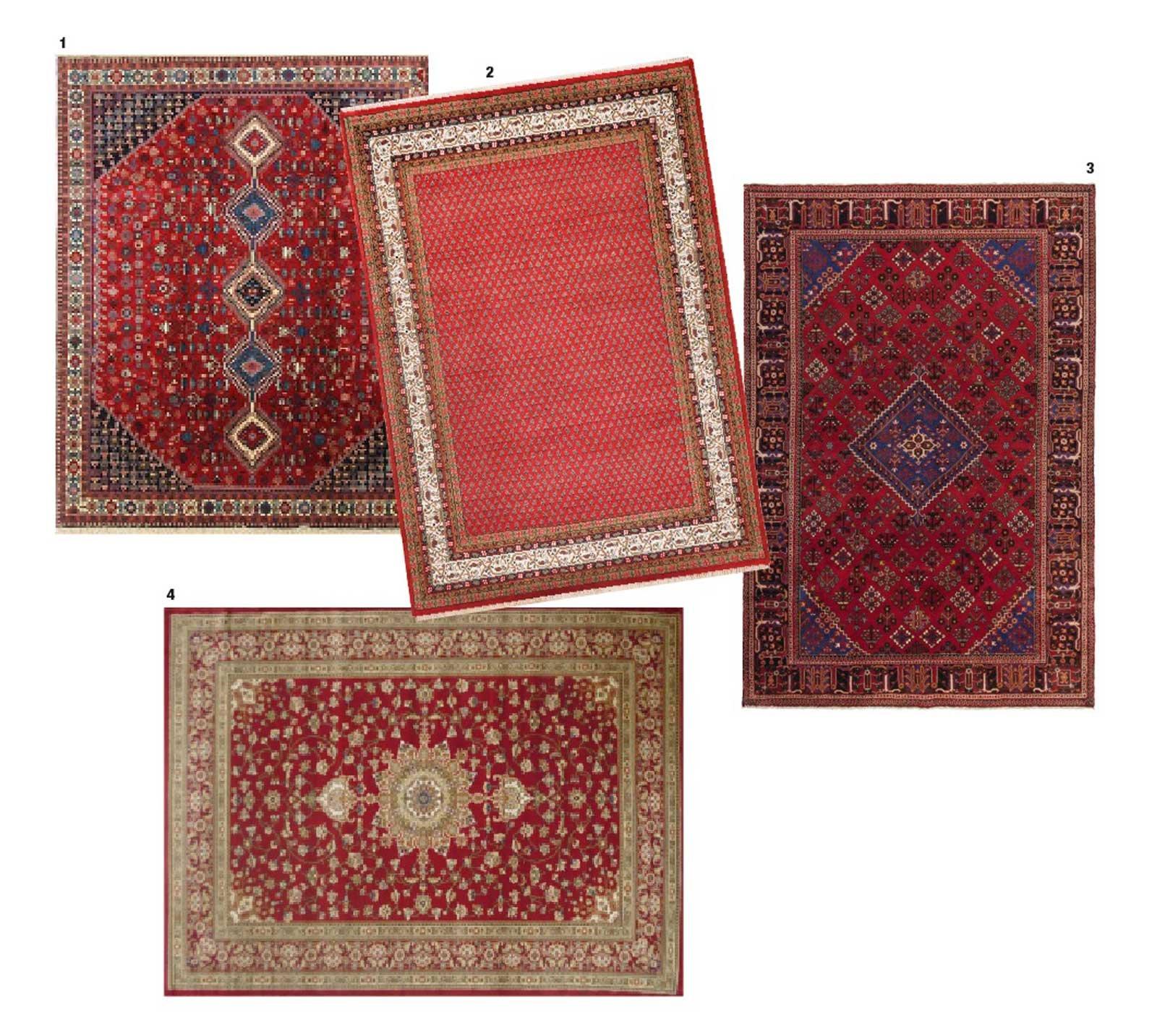 Ispirazione tappeti orientali - Tappeti orientali ...