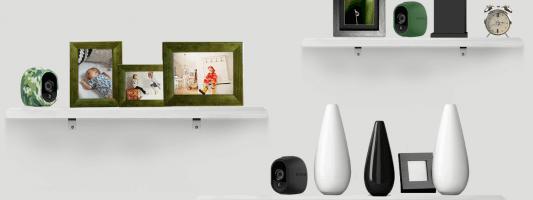 La videocamera di sicurezza… tra i vasi sulla mensola